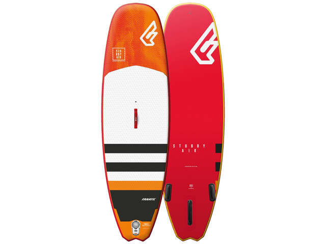 Fanatic Stubby Air Inflatable SUP